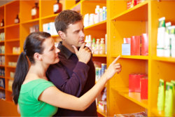 Costumers are choosing medicine that fit to them
